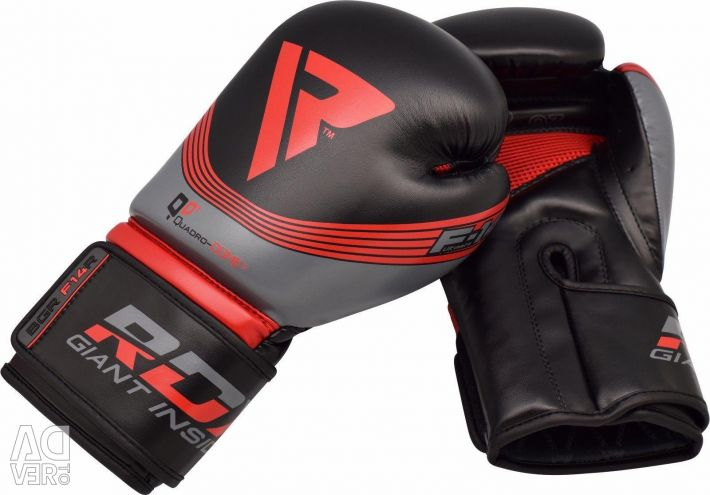 Boxing Gloves Rdx 12 Oz. Free Shipping