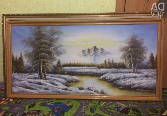 Picturi pe ulei