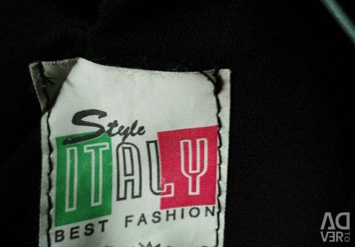 Silk fancy dress