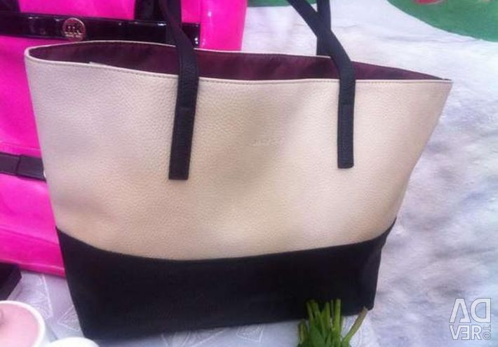 Exclusive stylish bag in the style of