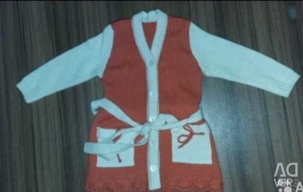 1-2 year old cardigan