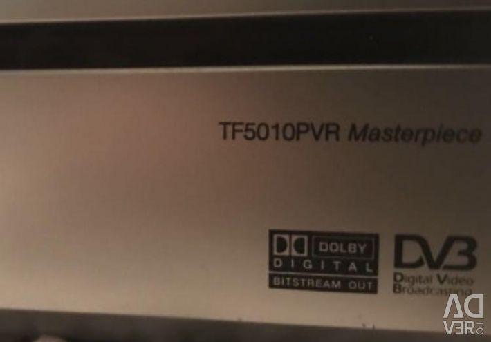 Спутниковый ресивер Topfield TF 5010 PVR