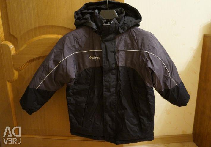 Down jacket Columbia