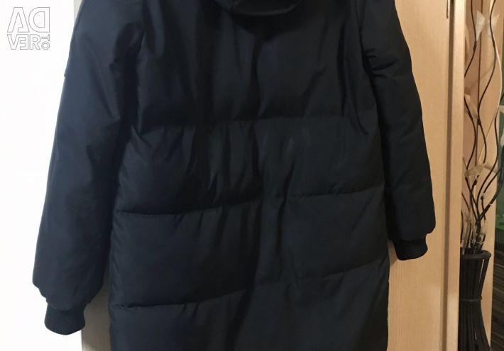 Winter men's coat