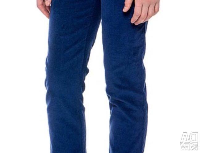 Pants ? micro velvet S, cool