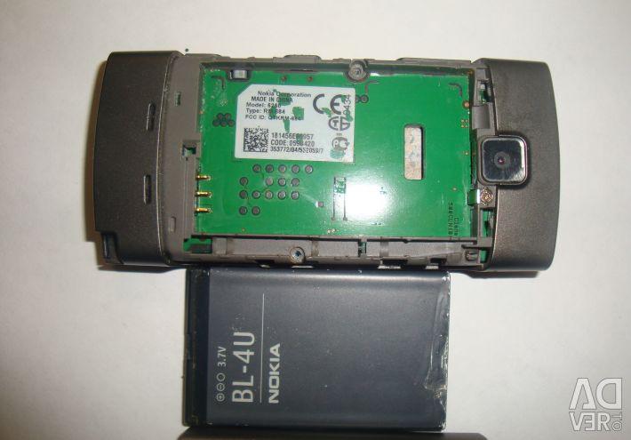Nokia 5250 - repair