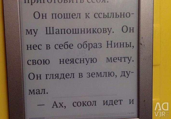 E-book Litres: Touch