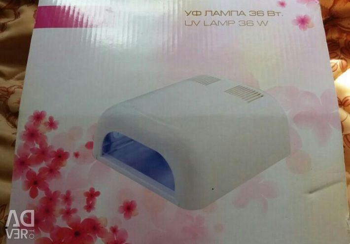 UV lamp 36 watt