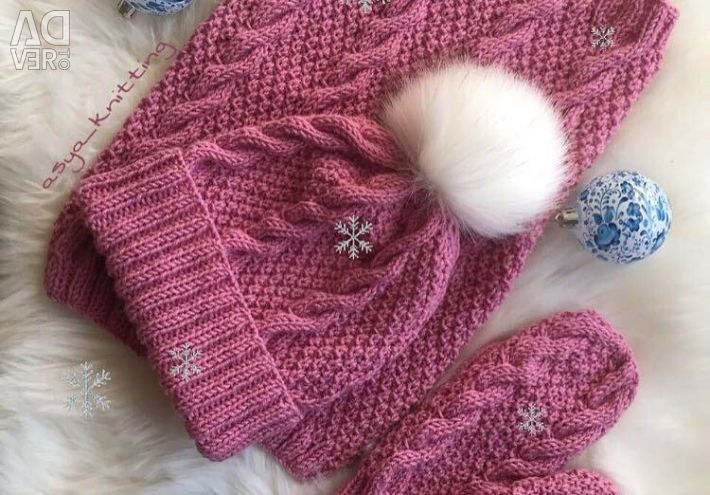Knitted sets