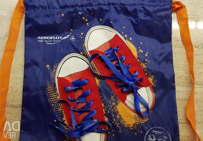 Rucsac Aeroflot pentru copii