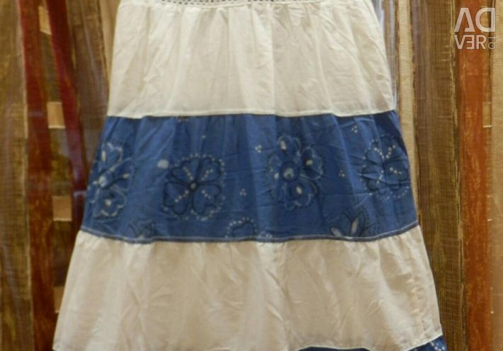 Rochie de bumbac nou