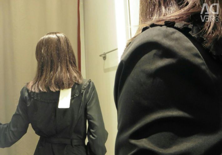 Skirt raincoat