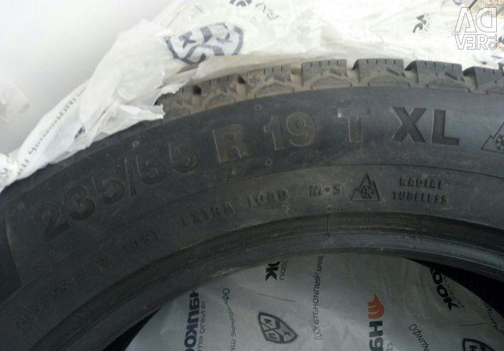 Tires 235/55 R 19. Price per set.