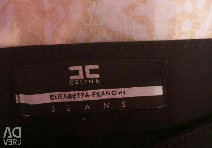 Elisabetta Franchi Fleece Trousers