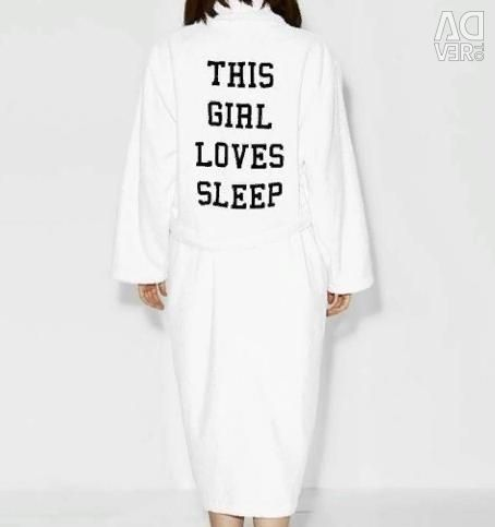 Yoga robe
