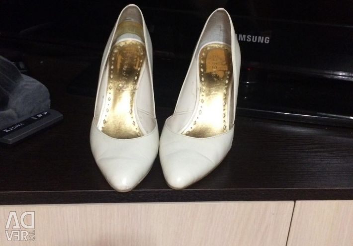 39r δερμάτινα παπούτσια