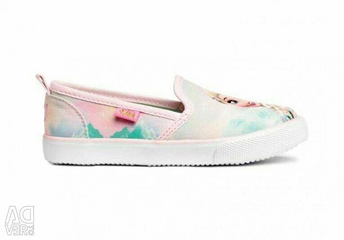 Slipones H & M, Elsa, nou