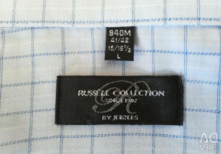 Cămașă pentru bărbați Russell Collection USA