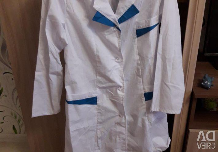 Νέο ιατρικό παλτό44 -46