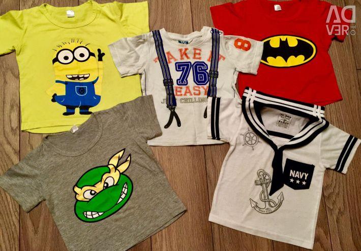 Πακέτο T-shirt