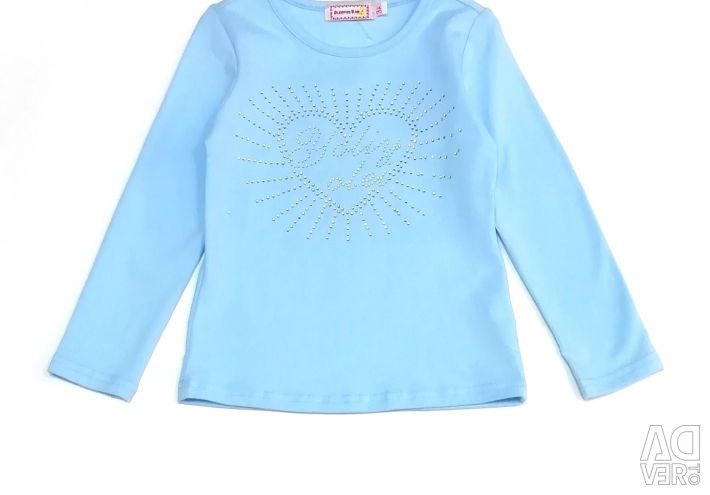 Новая блуза (хлопок)