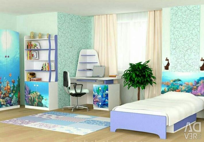 Furniture in the nursery