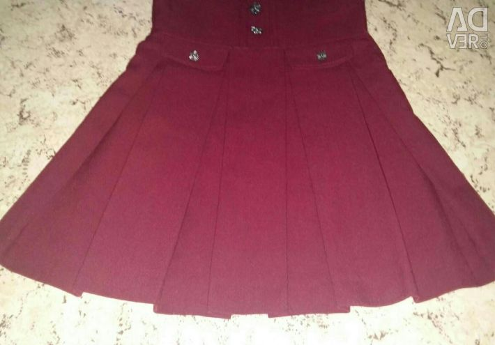 School uniform. P122 sundress