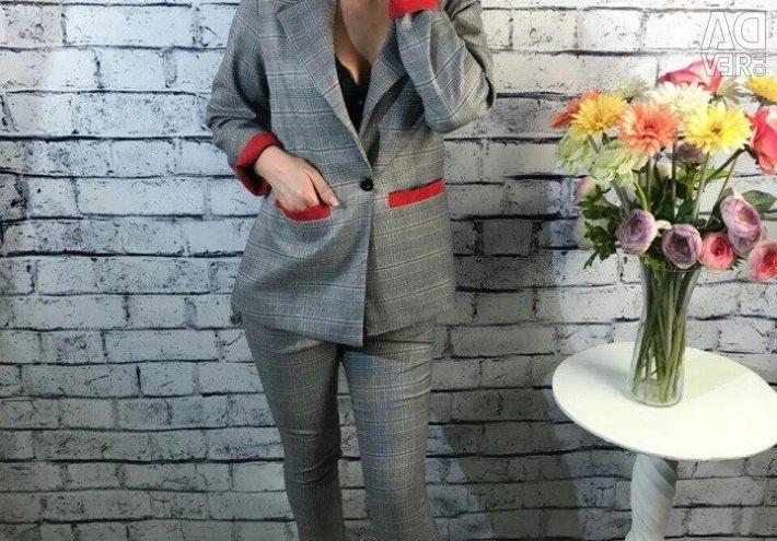 Костюм Штани + Піджак 42 розмір
