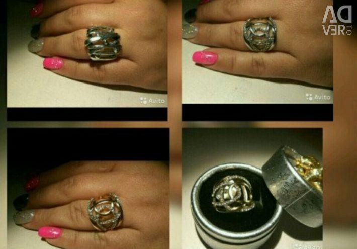Кольца 19 размер.