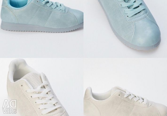 Trien sneakers new, pp 35-40, free shipping