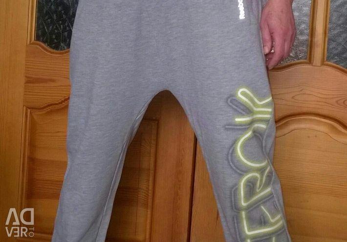 Trousers ,, Reebok ,, sports female capri