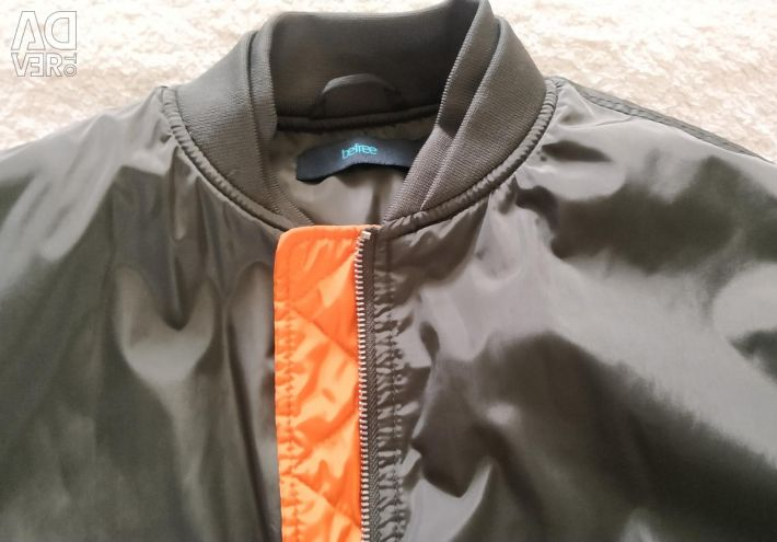 Women's bomber jacket, 42. Perfect condition!
