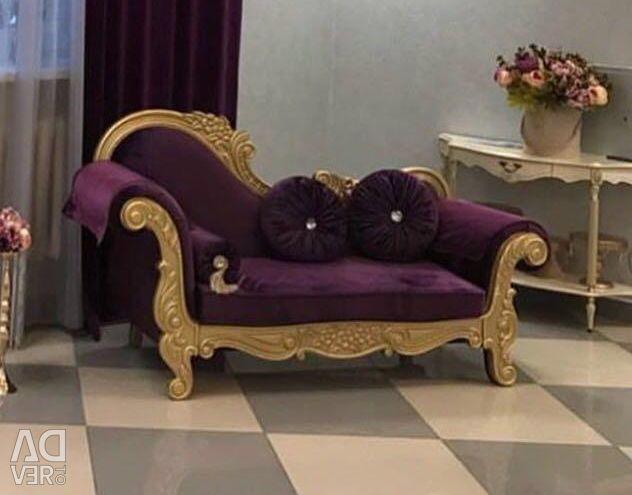 Canapea bancheta