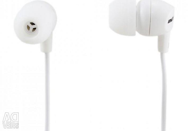 Headphones SmartBuy SBE-150 ONE white \ 400