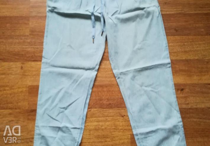 Καλοκαιρινά παντελόνια για γυναίκες