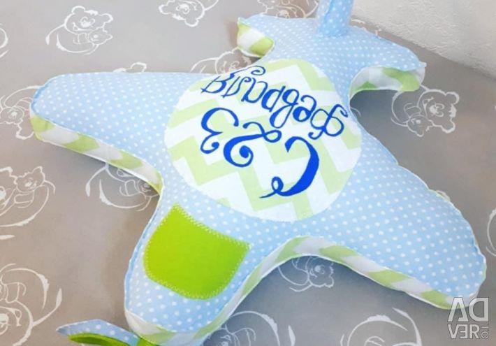 Erkekler için dekoratif yastıklar