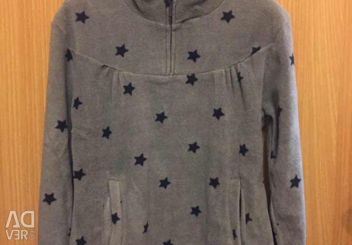 Φούτερ μπλούζα 134-140