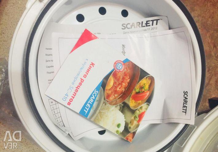 Multicooker Scarlett