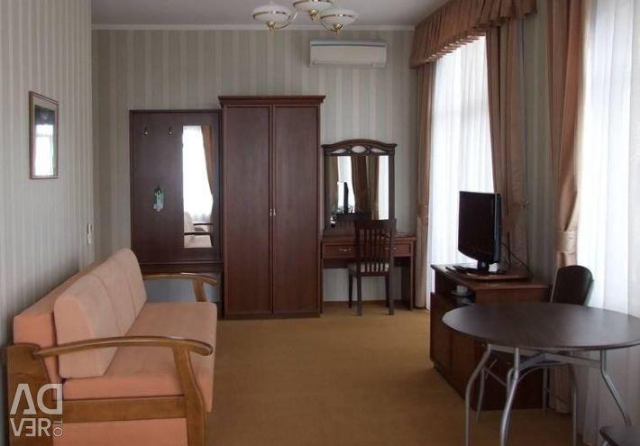 Apartment, 1 room, 48 m²