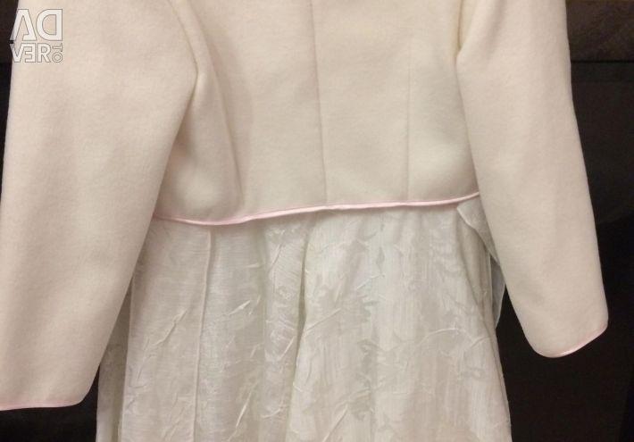 Elegant dress with jacket
