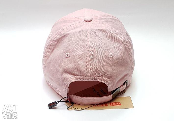 Καπέλο μπέιζμπολ Καπάκι Levis (ροζ) s19