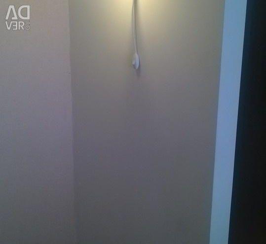 Apartment, 2 rooms, 4.72 m²