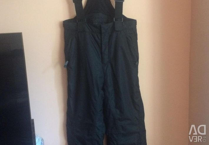 Jumpsuit for a boy of 14 years