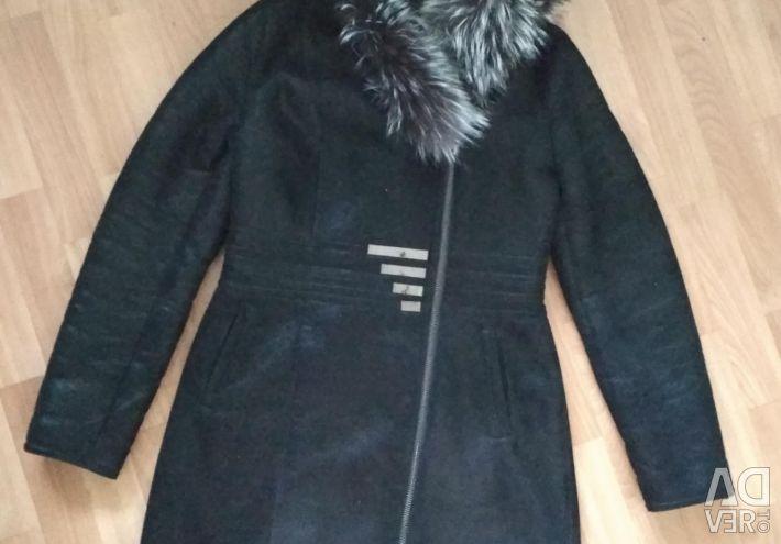 Sheepskin coat 46-48 exchange