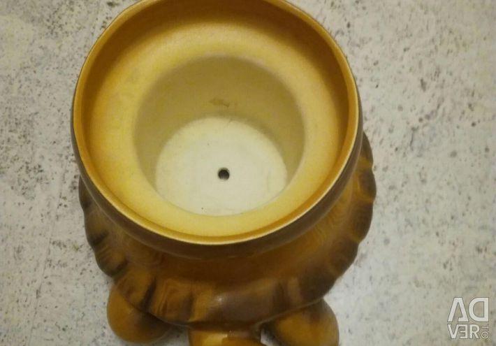Pot-flowerpot