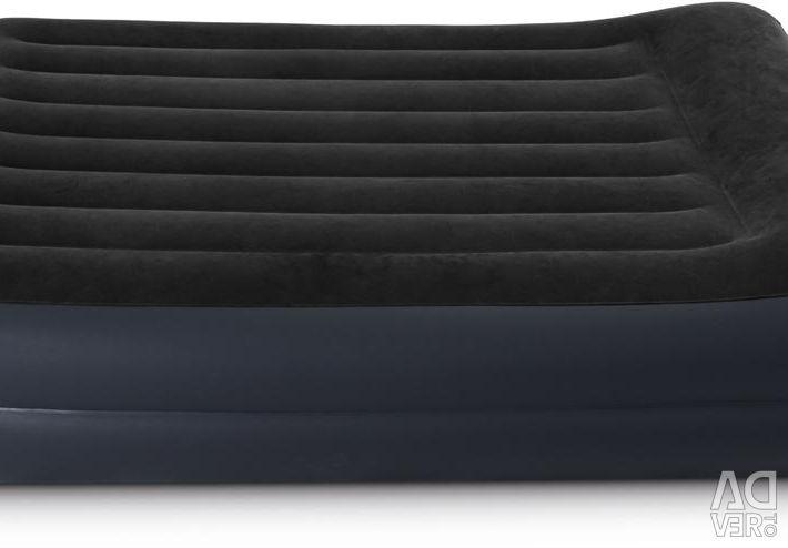 Надувной матрас Power ( Черный )