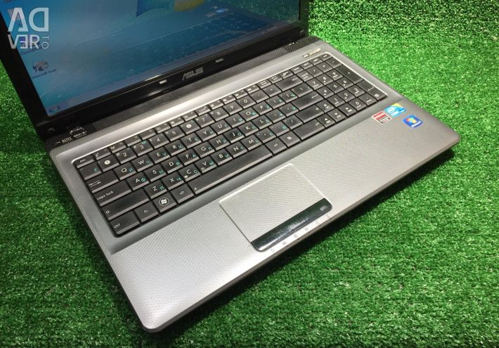 Asus laptop for games on Intel Core i5 M480