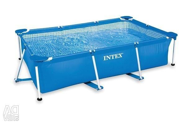 Pool frame Original, 220x150x60 cm, 28270