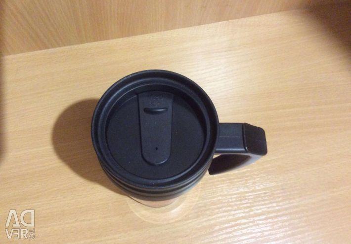 Thermo mug.
