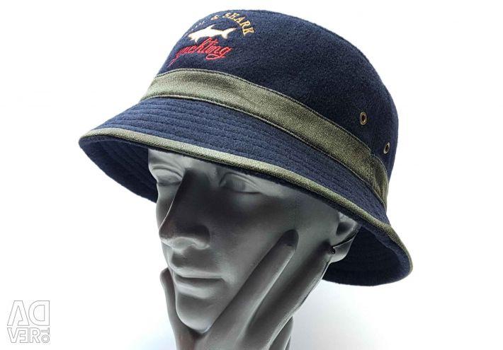 Panama Hat Paul & Shark (Blue)